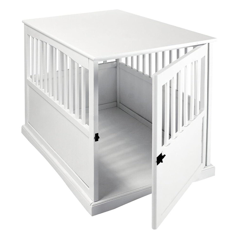 Amazon Newport Pet Crate End Table Pet Supplies