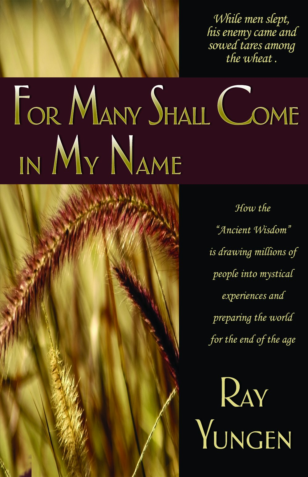 Download For Many Shall Come in my Name: How the Ancient Wisdom is drawing millions of people into mystical experiences and preparing the world for the end of the age PDF