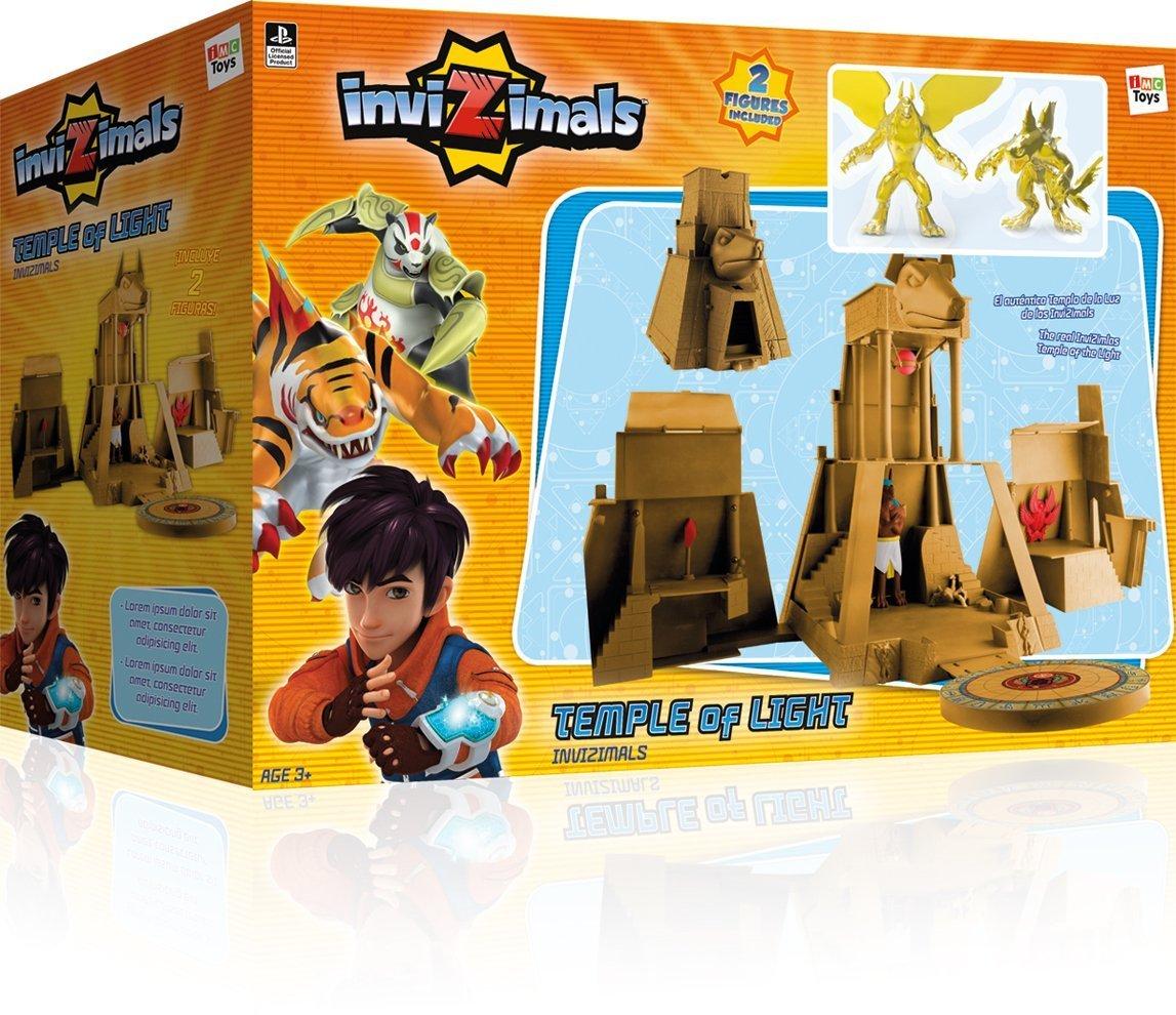 Invizimals  Templo de Uberjackal Amazones Juguetes y juegos