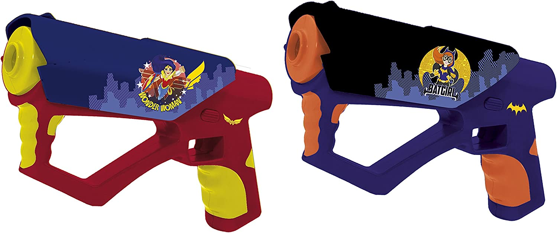 IMC DC Superhero - Pistolas láser para niñas