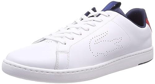 best website 825ec b5419 Lacoste Herren Carnaby Evo Light-wt 1191 Sneaker