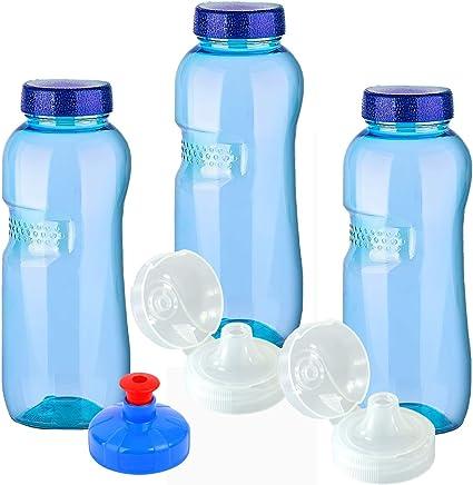 geschmacksneutral Trinkflasche aus Tritan 0,5 Liter