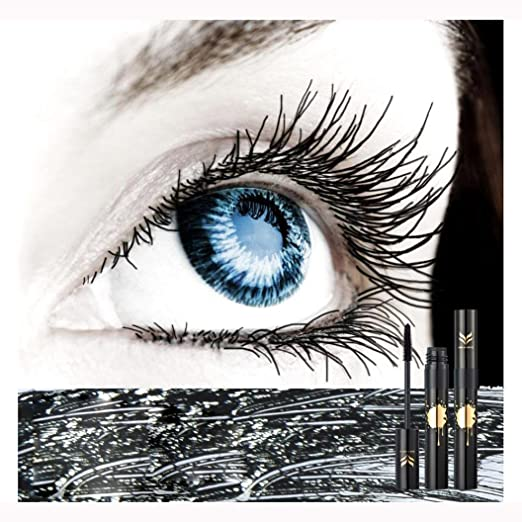 Amazon.com : Heyl Mascara Waterproof Voluminous, Multicolor, Eye Lashes Extension (D) : Beauty