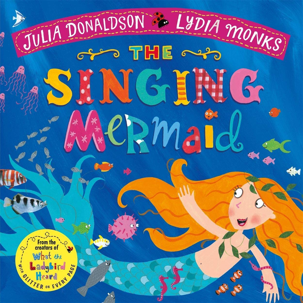 The Singing Mermaid (Julia Donaldson/Lydia Monks) 50% OFF £3.49 @ Amazon