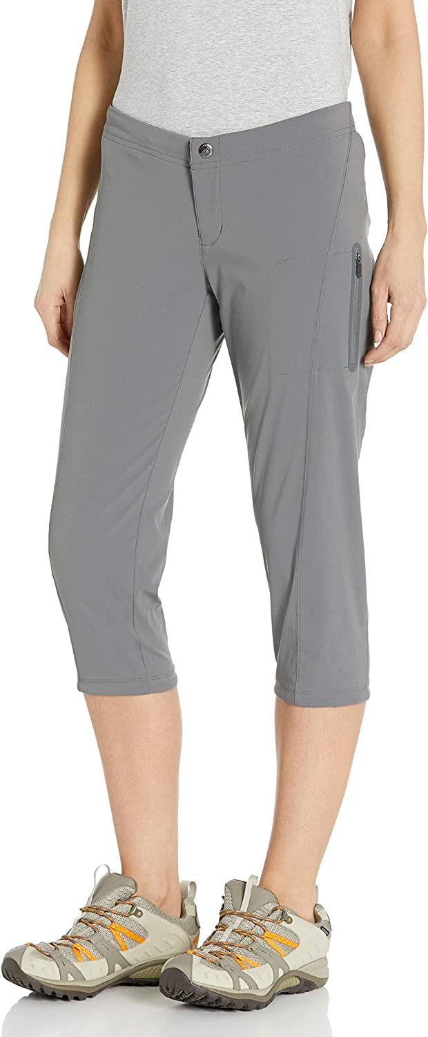Water /& Stain Resistant Columbia Womens Just Right Ii Capri