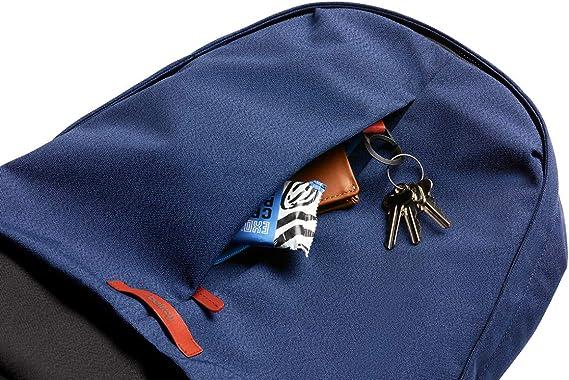 22L, Laptop 15, v/êtements de Rechange, /écouteurs, carnet Ink Blue Tan Bellroy Classic Backpack Plus