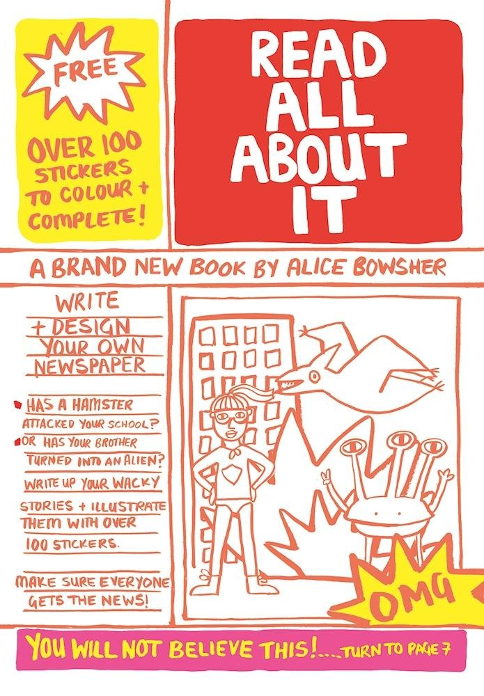 Read Online Read All About It: Write and Design Your Own Newspaper PDF