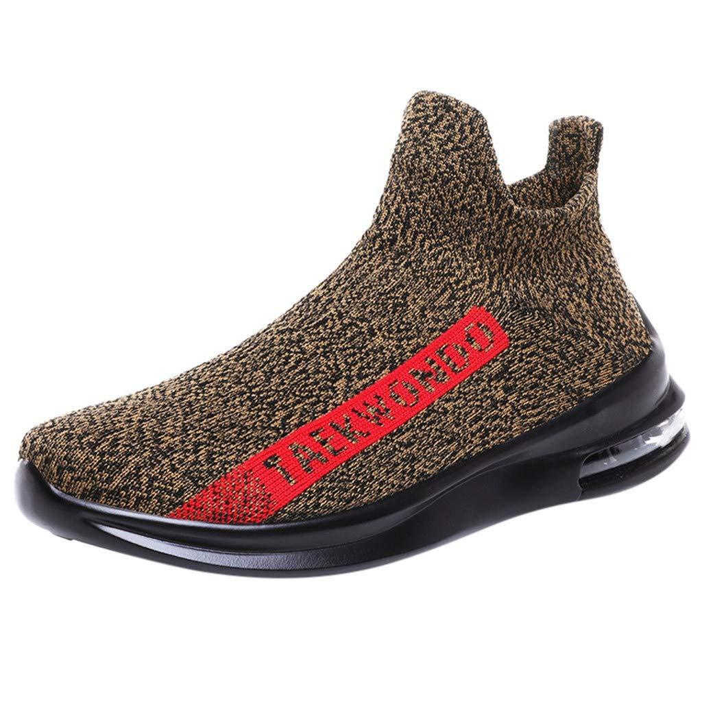 Chaussures de Course Running Comp/étition Sport Trail Entra/înement Homme Femme Homme Chaussures Air Baskets Running Fitness Sport Sneakers