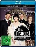Miss Fishers mysteriöse Mordfälle - Collector's Edition - Die kompletten Staffeln 1-3 mit allen 34 Episoden [Blu-ray]