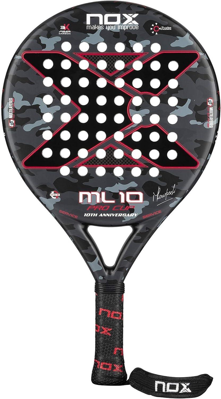 NOX Pala de pádel ML10 Pro Cup 10º Aniversario