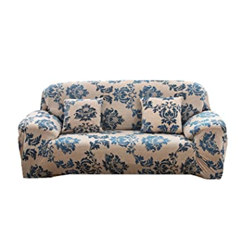 Amazon Com Gianco Ferro Stretch Seat Chair Covers Couch Slipcover