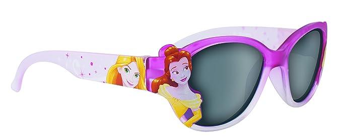 Disney Princess - Gafas de sol para niña, color rosa