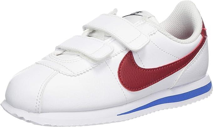 Nike Cortez Leather 904767-001 Preschool KIDS Shoes
