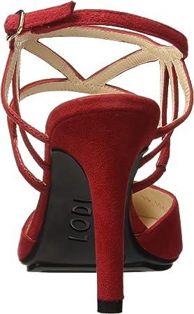 Lodi Raidis-TP, Zapatos de tacón con Punta Cerrada para Mujer