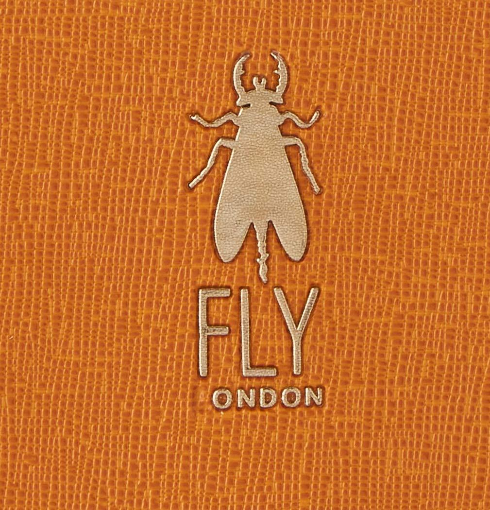 Fly London Anic695fly handväska för kvinnor Dk Yellow