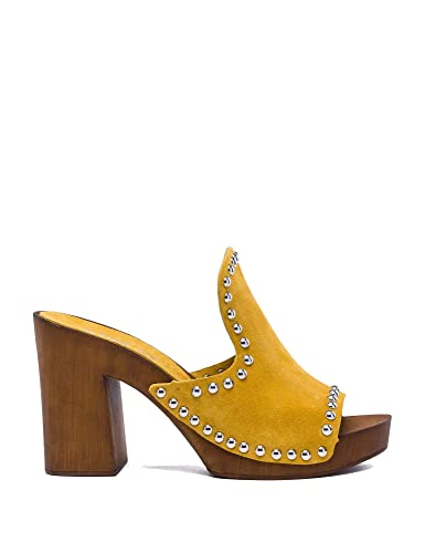 Xena YellowChaussures 0087 Et Replay Zoccolo Sacs E29IWHDY