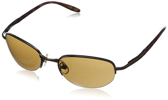 2506c01788 Amazon.com  Foster Grant Men s Driver 52 Oval Sunglasses  Clothing
