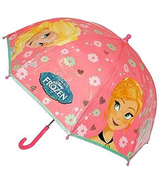 "Paraguas - ""Disney la reina de hielo - Ana & Elsa - congelado"""