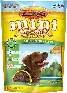 product image for Zuke'S Mini Naturals - Duck - 1 Lb