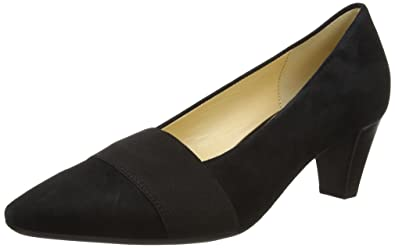 Womens Folky Closed-Toe Pumps Gabor GdfCP1