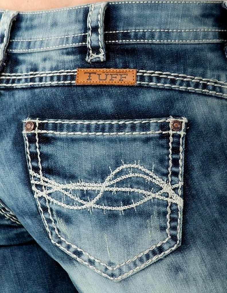 Cowgirl Tuff Western Denim Jeans Womens