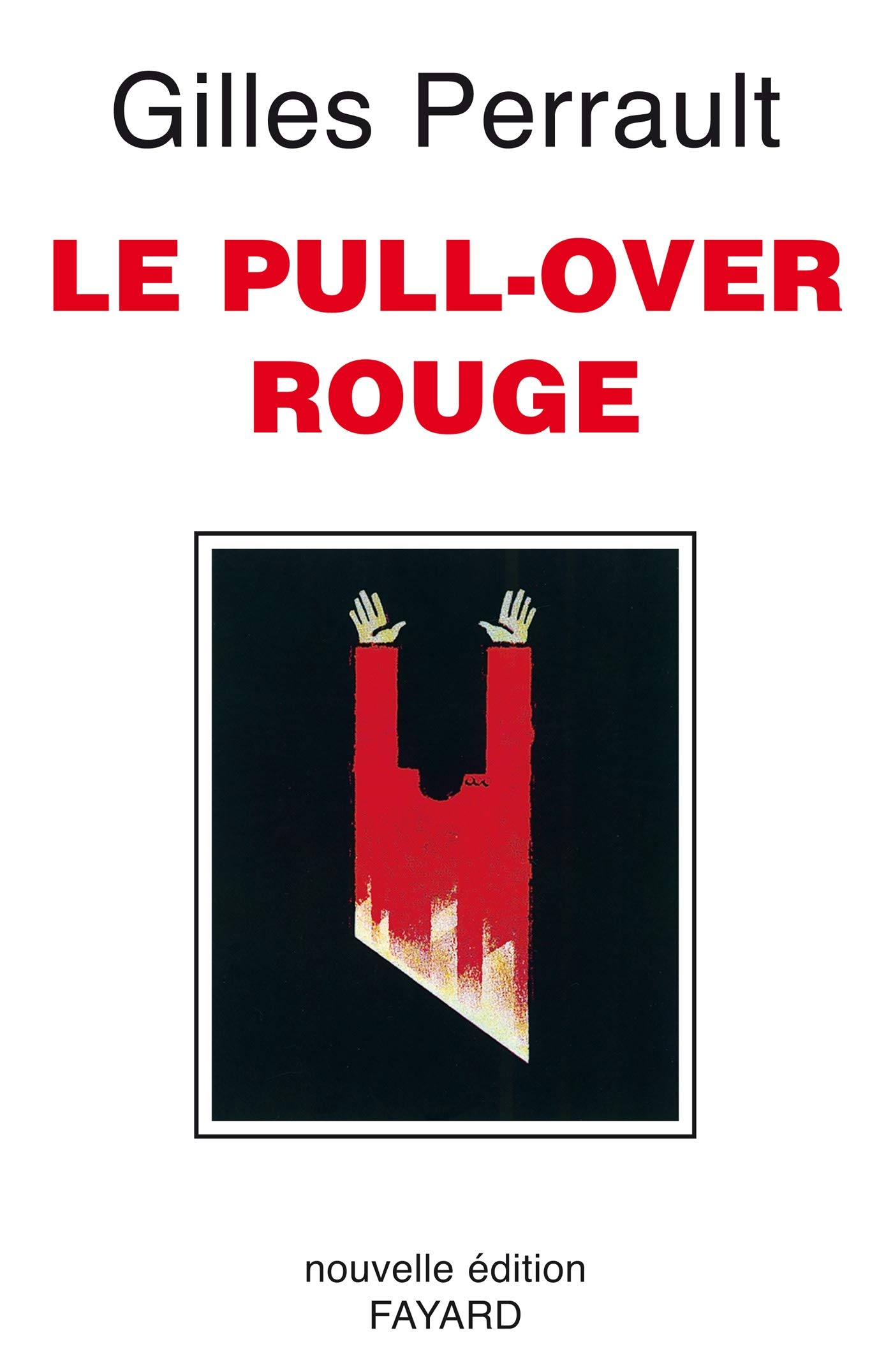 pull over rouge badinter