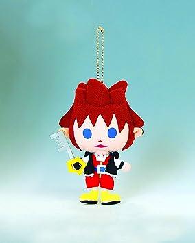 Kingdom Hearts Avatar 4 pulgadas Mini Peluche Llavero Sora