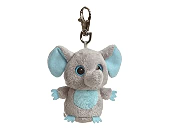 a52403fe302 Aurora World 3-inch Yoohoo and Friends Tinee Elephant Mini Keyclip ...