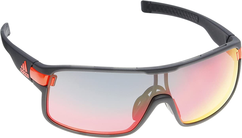 4d450a978b1 Amazon.com  adidas Zonyk L Wrap Sunglasses