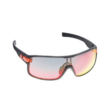b14c74dcbdf Image Unavailable. Image not available for. Color  adidas Zonyk S Wrap  Sunglasses ...
