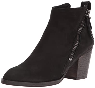 Wade Women US 7 Black Ankle Boot