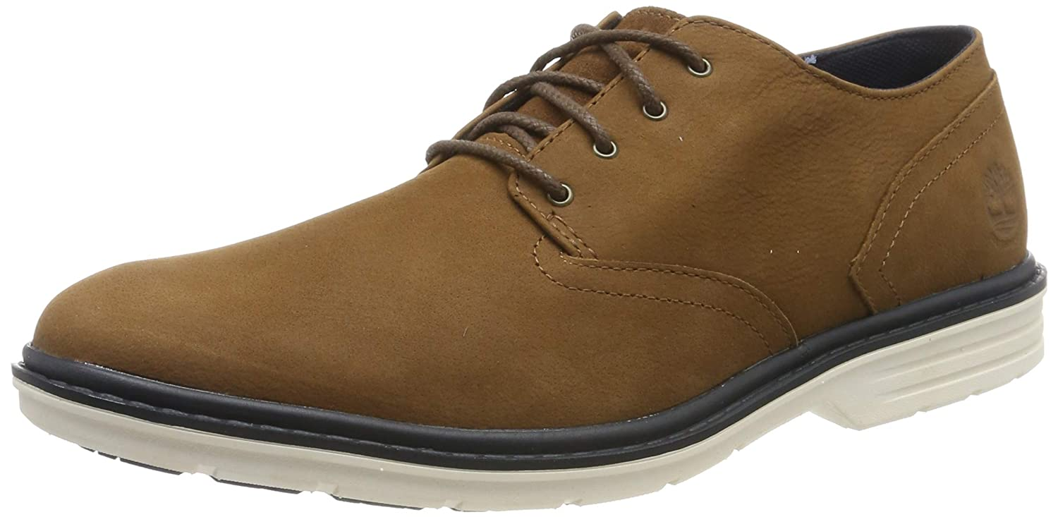 TALLA 41.5 EU. Timberland Sawyer Lane Waterproof Oxford, Zapatos para Hombre