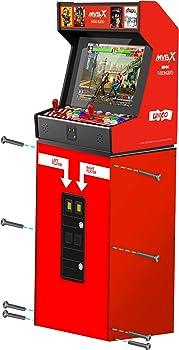 SNK MVSX Arcade Machine With 50 SNK Classic Games