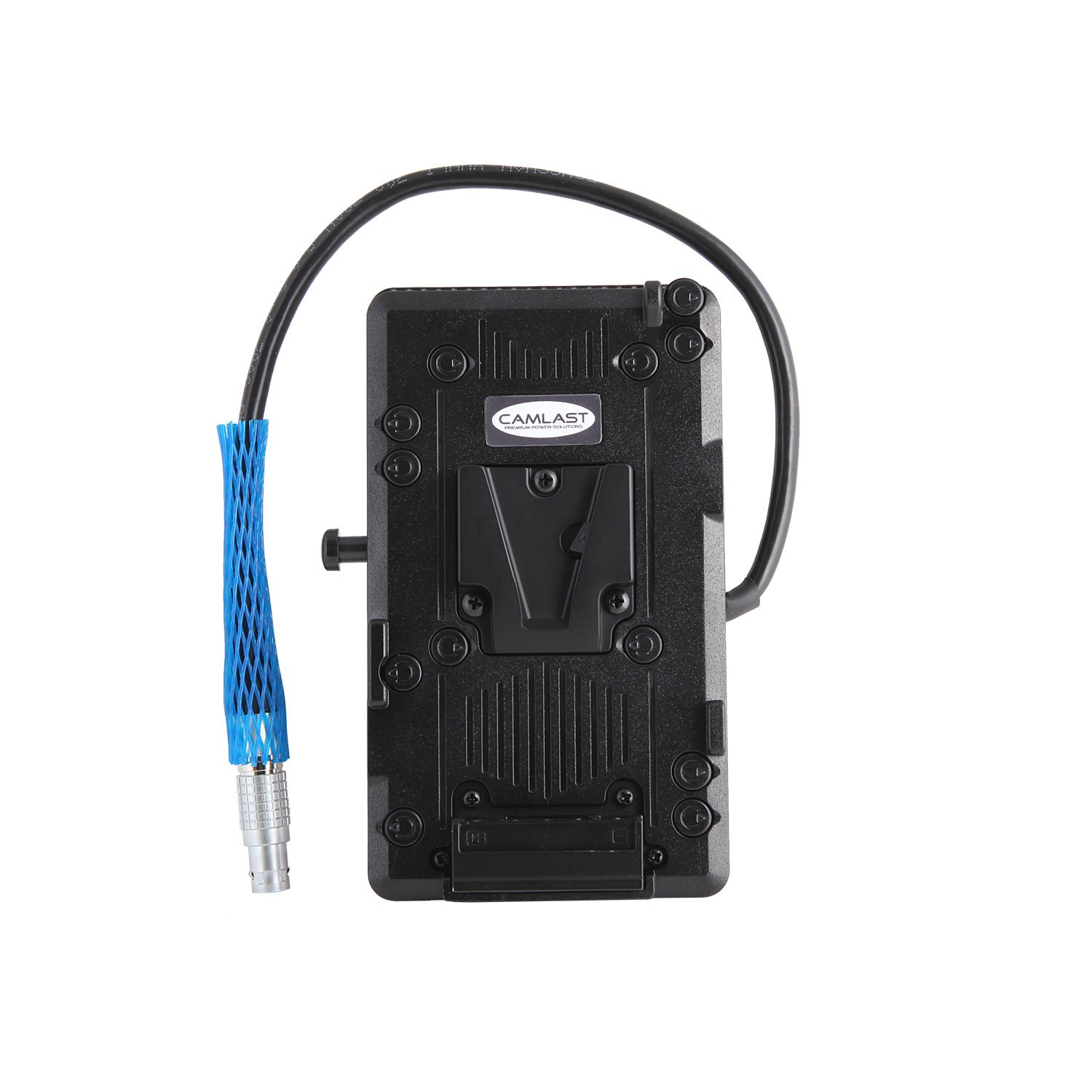 Camlast V-Mount Battery Plate Adapter Power Supply For CANON C300 MARK II