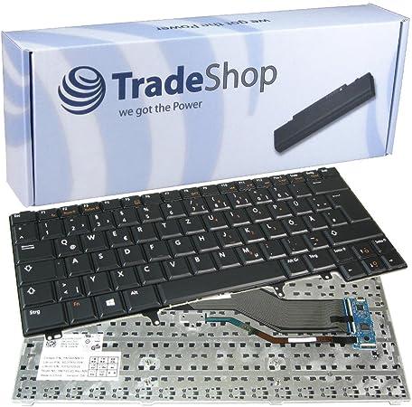 Teclado de ordenador portátil/Notebook Keyboard para Intercambio Alemán QWERTZ con TrackPoint para Dell Latitude E5420 E6220 E6230 E6320 E6330 E6420 ...