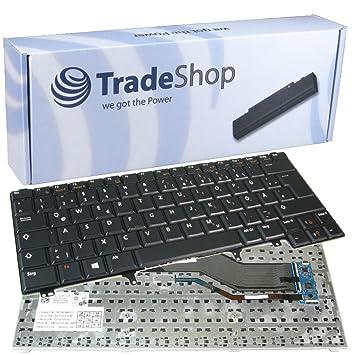 Teclado de ordenador portátil/Notebook Keyboard para Intercambio Alemán QWERTZ con TrackPoint para Dell Latitude E5420 E6220 E6230 E6320 E6330 E6420 XT3 ...