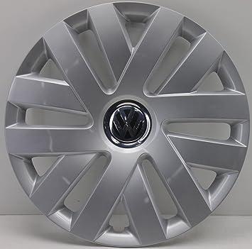 1 Original VW Polo 6R 6R0601147 6R0601147 °C Wheel Trims Hub Caps 15 Inch New