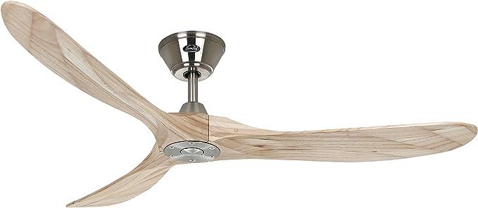 Ventilador de techo CasaFan 315216 ECO GENUINO 152 madera maciza ...