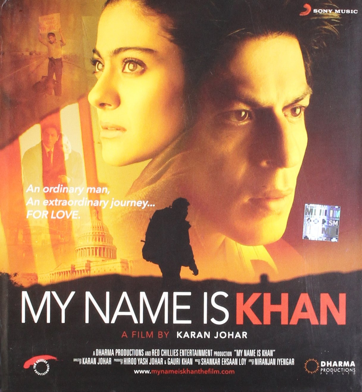 Buy My Name is Khan Online at Low Prices in India | Amazon Music Store -  Amazon.in