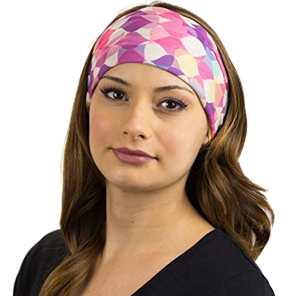 Yoga Headband Great For Running Or Working Out Wear It Multiple Ways