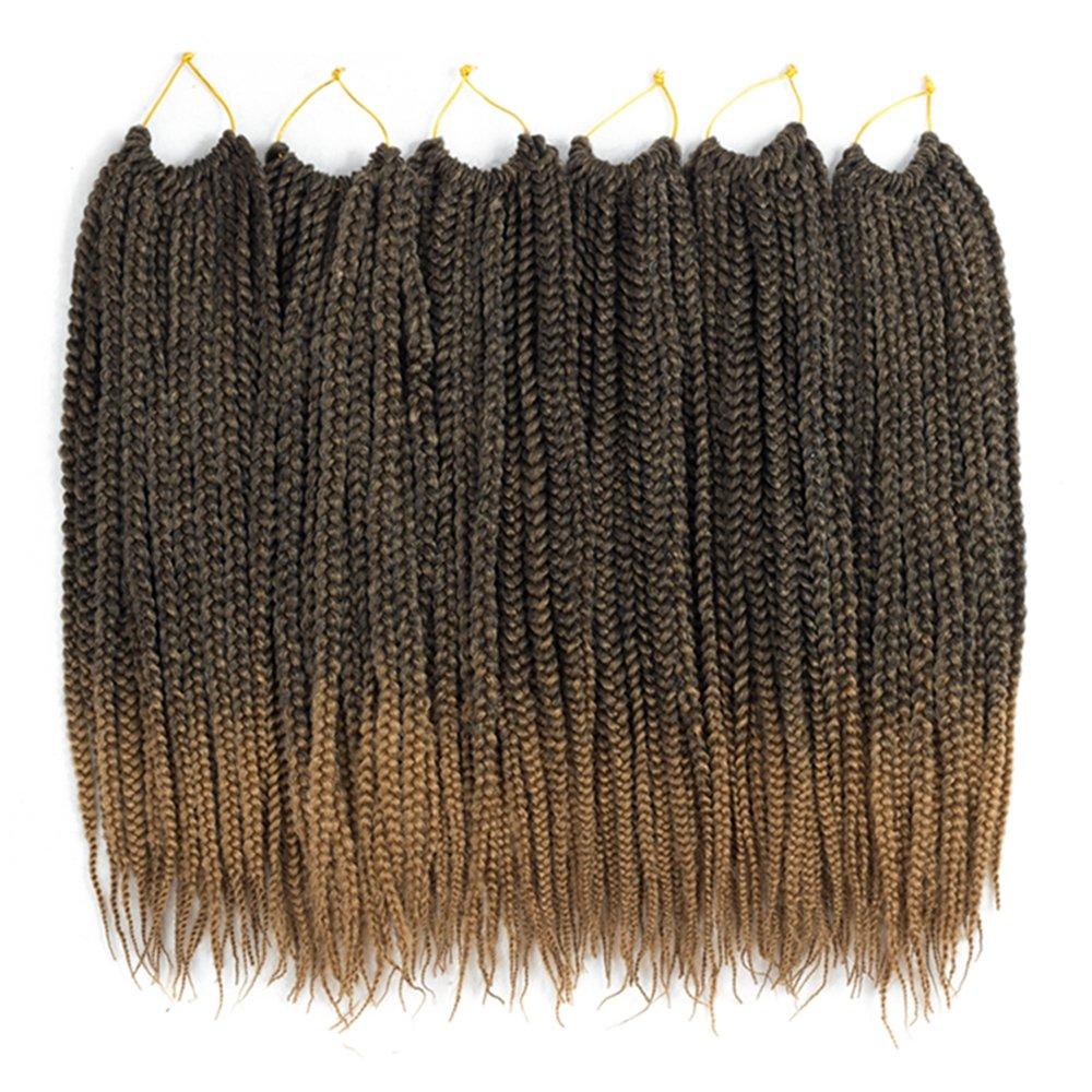 amazoncom vrhot 6packs 18 inch box braids crochet hair