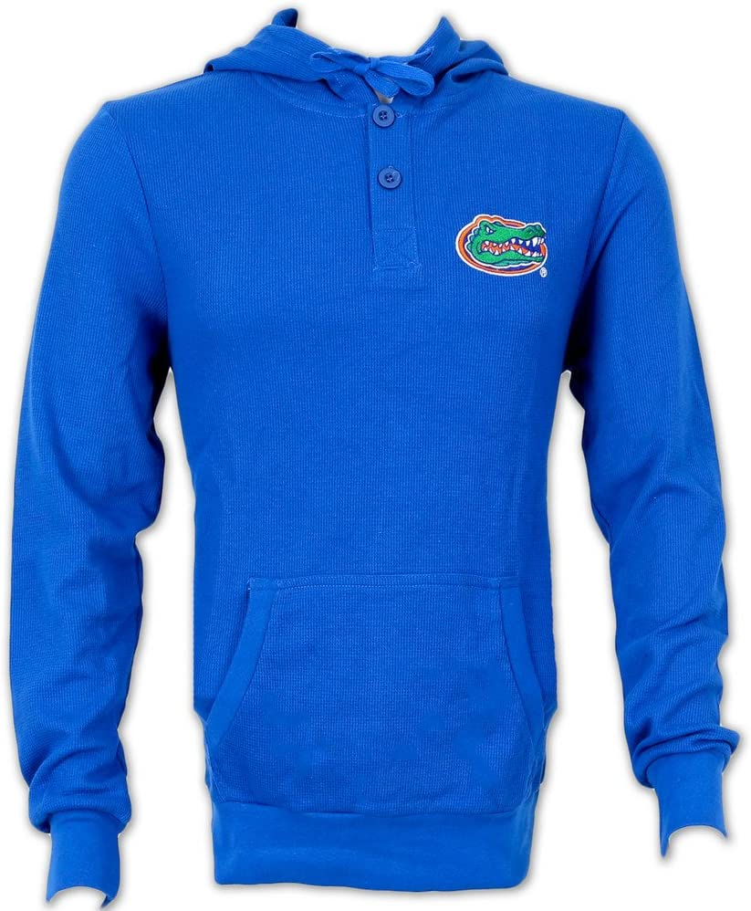 Elite Fan Shop Florida Gators Henley Hoodie