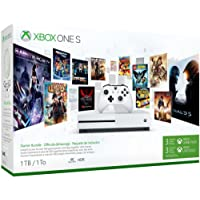 Xbox One S Console, 1TB + Game Pass 3 Meses + Live 3 Meses - Bundle Edition