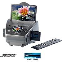 Scanner Mobile 3 en 1 Photos, Diapositives et négatifs 14 Mpx [Somikon]