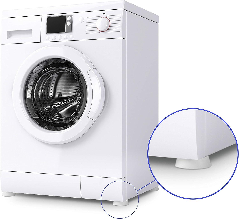 Ideaworks Anti-Vibration Pads 4 Washing Machine Dryer STOPS SHAKING /& WALKING