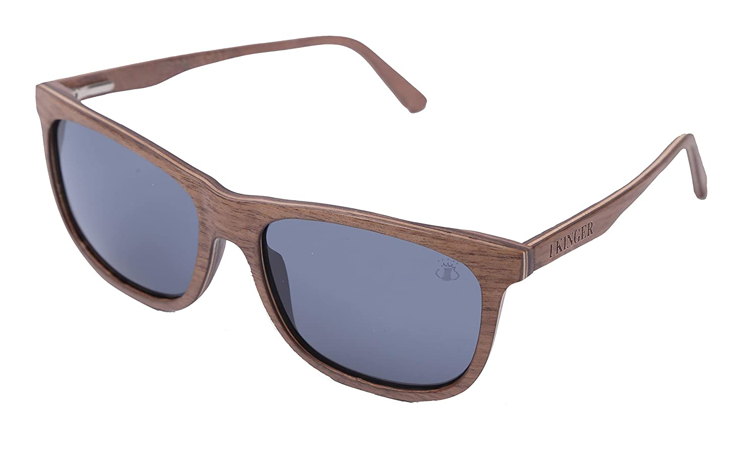 Sunglasses & Eyewear Accessories Accessories Wooden Polarized Sunglasses Handmade Sunglass Collection With Case,UV 400