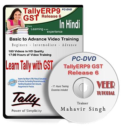 Pdf file tutorial tally