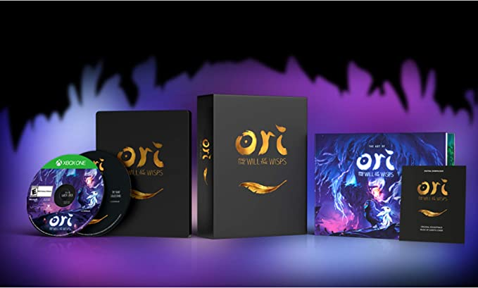 Ori And The Will of The Wisps Collectors Edition - Collectors ...
