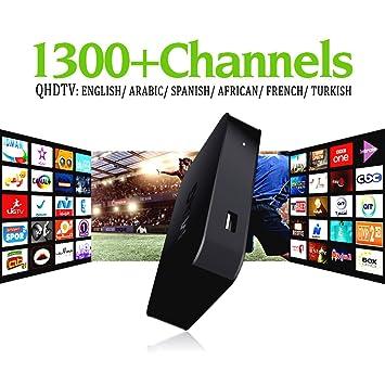 MAG 322w Ultimate INTERNATIONAL IPTV Receiver Box Digital