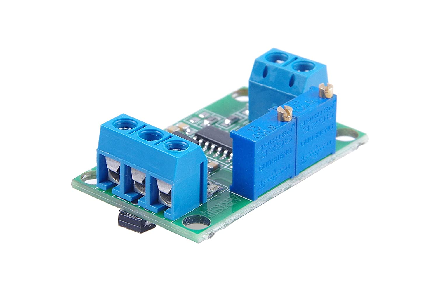 Lm Yn Signal Isolator Module 4 20ma To 0 5v Current Simple Currenttovoltage Converter Circuit Diagram Electronic Voltage Processing Industrial Scientific
